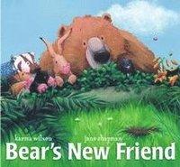bokomslag Bear's New Friend