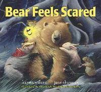 bokomslag Bear Feels Scared