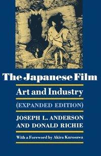 bokomslag The Japanese Film
