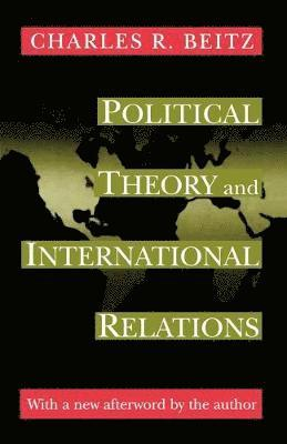 bokomslag Political Theory and International Relations
