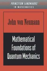 bokomslag Mathematical Foundations of Quantum Mechanics