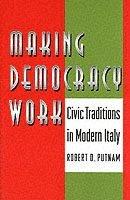 bokomslag Making Democracy Work