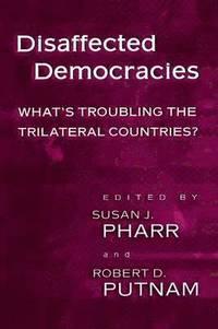bokomslag Disaffected Democracies