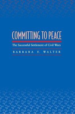 bokomslag Committing to Peace