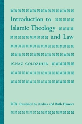 bokomslag Introduction to Islamic Theology and Law