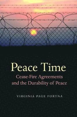 bokomslag Peace Time