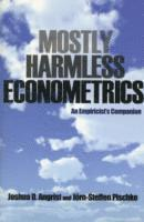 bokomslag Mostly Harmless Econometrics: An Empiricist's Companion