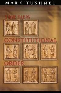 bokomslag The New Constitutional Order