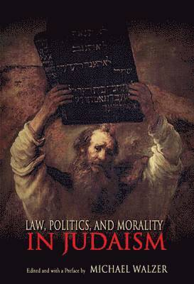 bokomslag Law, Politics, and Morality in Judaism