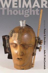 bokomslag Weimar Thought