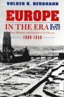 bokomslag Europe in the Era of Two World Wars