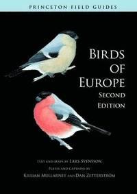 bokomslag Birds of Europe