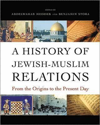 bokomslag A History of Jewish-Muslim Relations