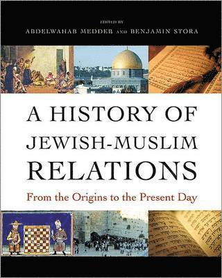 bokomslag A History of Jewish-Muslim Relations: From the Origins to the Present Day