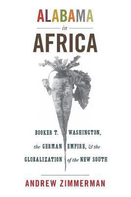bokomslag Alabama in Africa: Booker T. Washington, the German Empire, and the Globalization of the New South