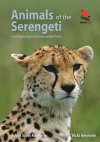 bokomslag Animals of the Serengeti