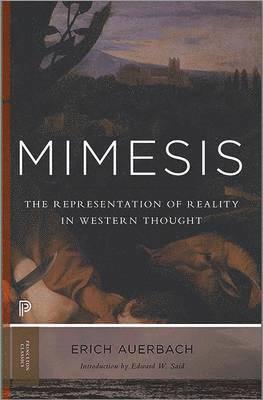 bokomslag Mimesis: The Representation of Reality in Western Literature