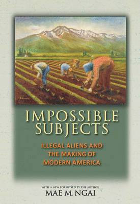 bokomslag Impossible Subjects: Illegal Aliens and the Making of Modern America - Updated Edition