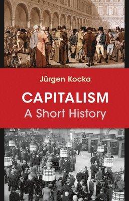 bokomslag Capitalism: A Short History