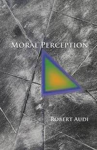 bokomslag Moral Perception