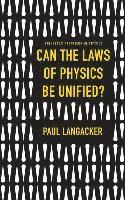 bokomslag Can the laws of physics be unified?