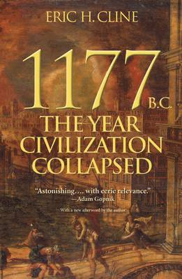 bokomslag 1177 B.C.: The Year Civilization Collapsed