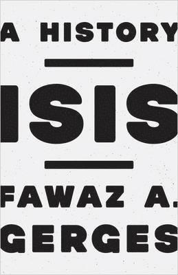 bokomslag ISIS