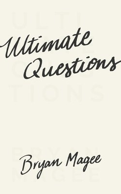bokomslag Ultimate Questions