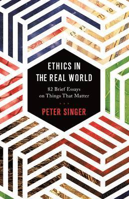 bokomslag Ethics in the real world - 82 brief essays on things that matter