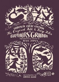 bokomslag The Original Folk and Fairy Tales of the Brothers Grimm