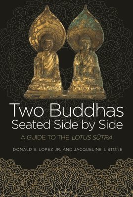 bokomslag Two Buddhas Seated Side by Side: A Guide to the Lotus Sutra