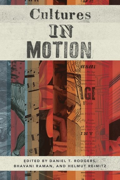 bokomslag Cultures in Motion