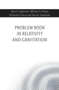 bokomslag Problem Book in Relativity and Gravitation