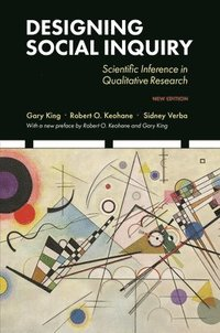 bokomslag Designing Social Inquiry