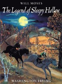 bokomslag The Legend of Sleepy Hollow