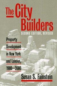 bokomslag The City Builders