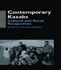 bokomslag Contemporary Kazaks