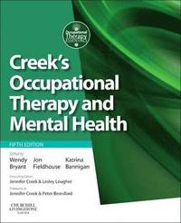 bokomslag Creek's Occupational Therapy and Mental Health