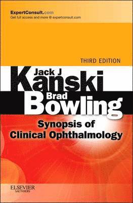 bokomslag Synopsis of Clinical Ophthalmology: Expert Consult - Online and Print