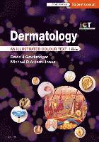 bokomslag Dermatology: An Illustrated Colour Text