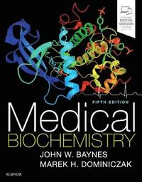 bokomslag Medical Biochemistry