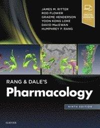 bokomslag Rang & Dale's Pharmacology