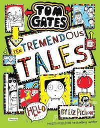 bokomslag Tom Gates 18: Ten Tremendous Tales (HB)