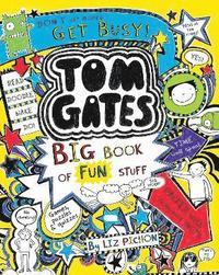 bokomslag Tom Gates: Big Book of Fun Stuff