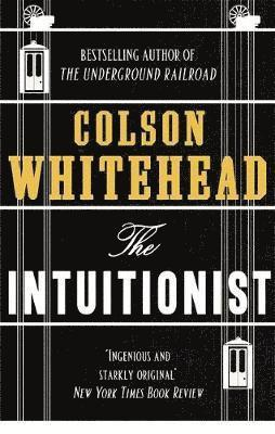 bokomslag The Intuitionist
