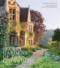 bokomslag Secret gardens of the cotswolds