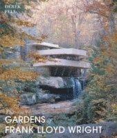 bokomslag Gardens of frank lloyd wright