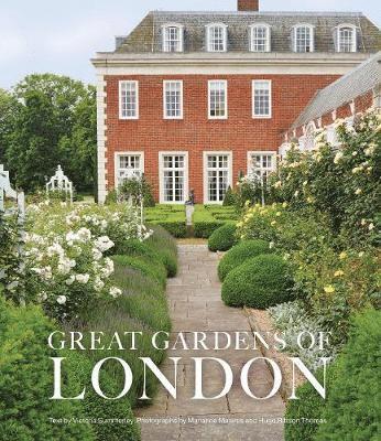 bokomslag Great gardens of london