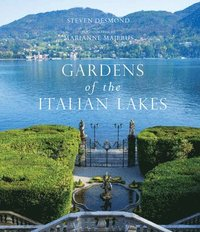 bokomslag Gardens of the Italian Lakes
