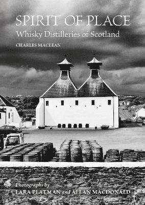 bokomslag Spirit of place - whisky distilleries of scotland